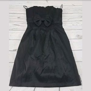 Jessica McClintock Strapless Dress Size 6 Formal